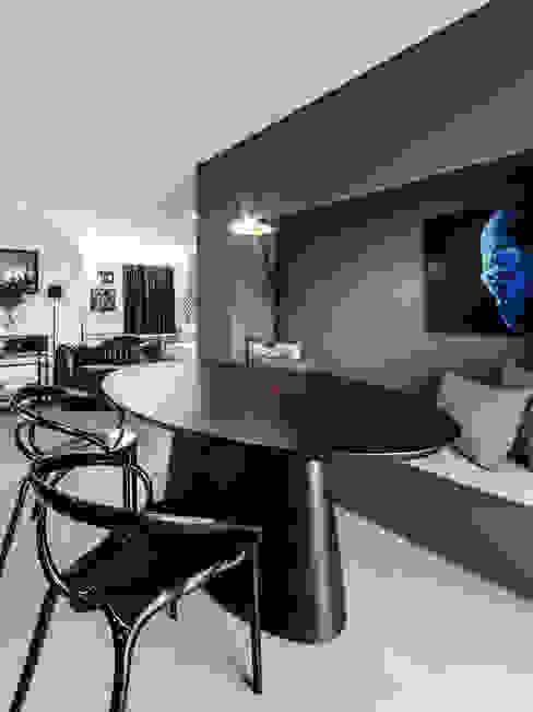 Hotspot 105 Salas de jantar modernas por Tiago Rocha Interiores Moderno