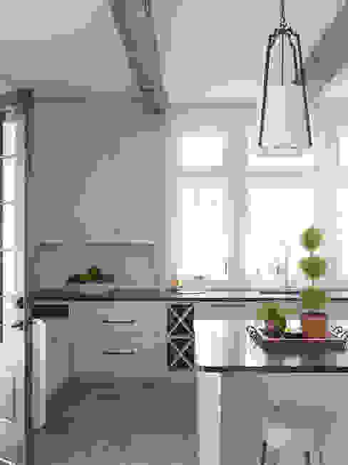 Küche von Christopher Architecture & Interiors, Landhaus