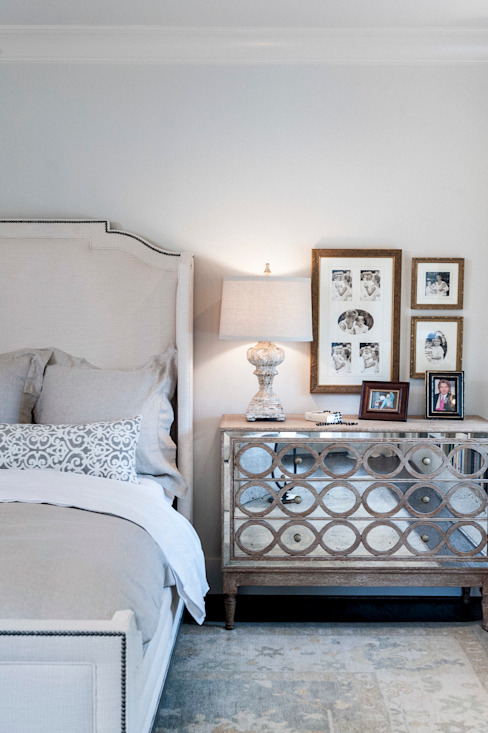 Bedroom by Christopher Architecture & Interiors