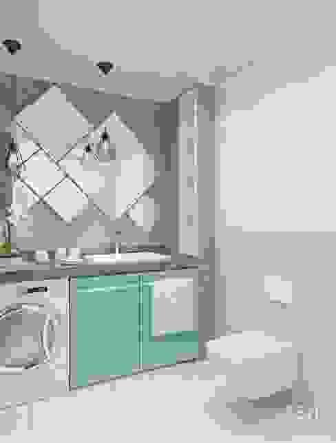 Студия авторского дизайна ASHE Home حمام