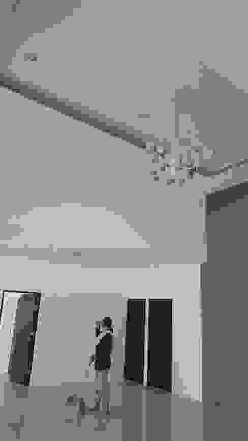 Paesaggio d'interni in stile  di สถาปนิกสร้างสรรค์