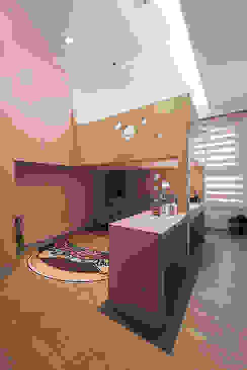 你你空間設計が手掛けた寝室, 北欧