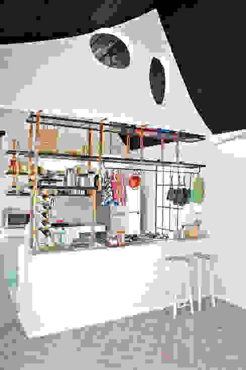 Cocinas de estilo  por Juan Carlos Loyo Arquitectura