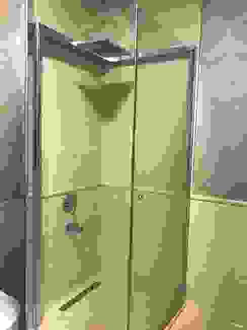 Deniz Yıldızı Evleri Modern Banyo Merve Demirel Interiors Modern Seramik