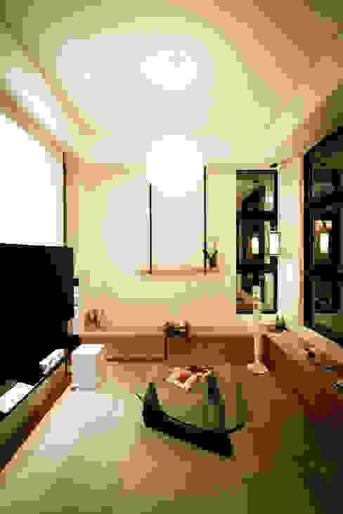Asyatik Oturma Odası 璞碩室內裝修設計工程有限公司 Asyatik