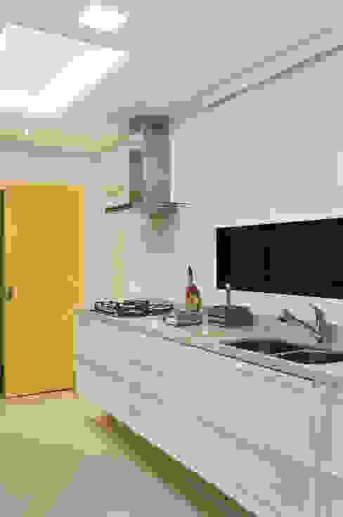 cozinha Cyntia Sabat Arquitetura e Interiores