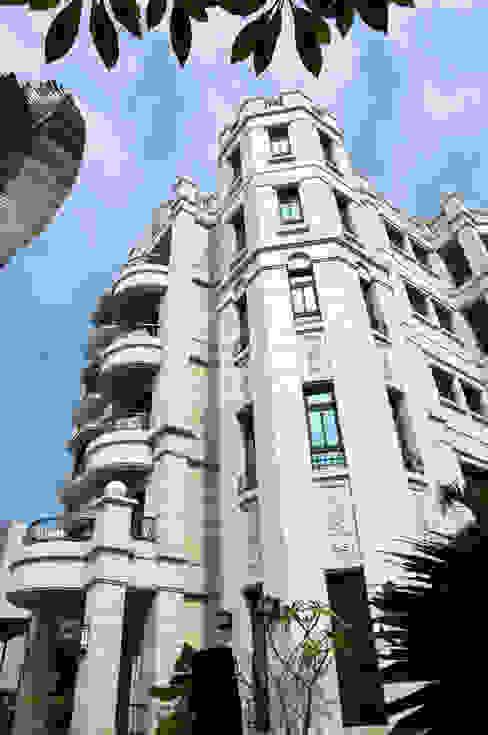 歐式古典建築及室內設計家具配置 根據 傑德空間設計有限公司 地中海風 砂岩
