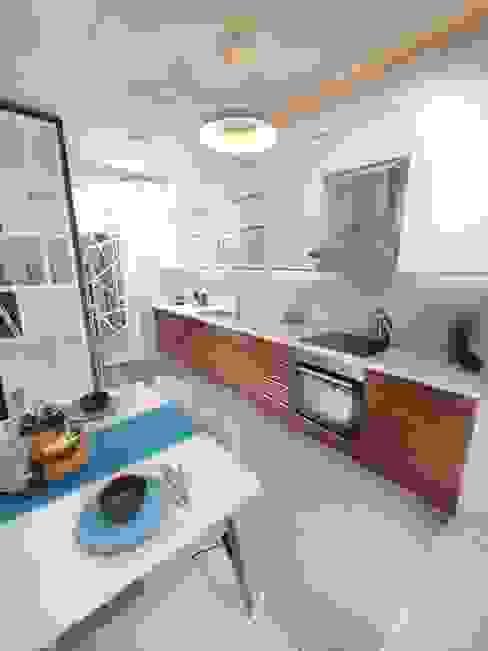 Cocinas modernas: Ideas, imágenes y decoración de MAG Tasarım Mimarlık Moderno