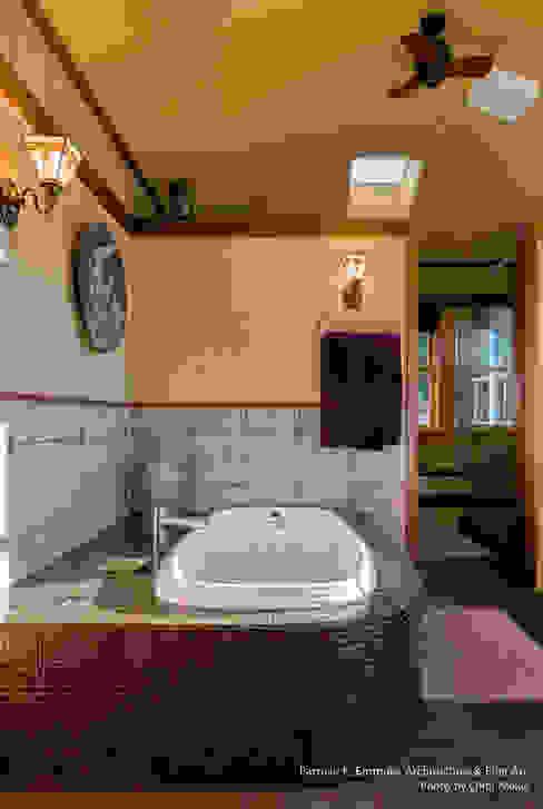 Bathroom by Chibi Moku, Modern Concrete