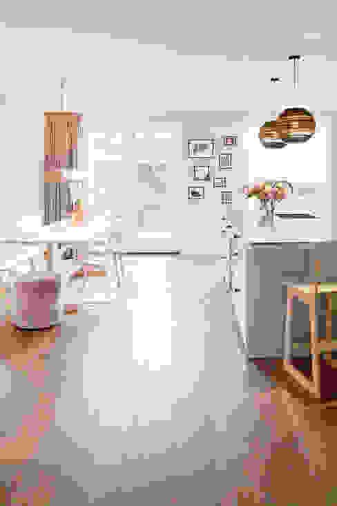 Woonkeuken Moderne keukens van NR52 Modern