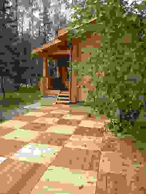 Casas de estilo minimalista de архитектурная мастерская МАРТ Minimalista