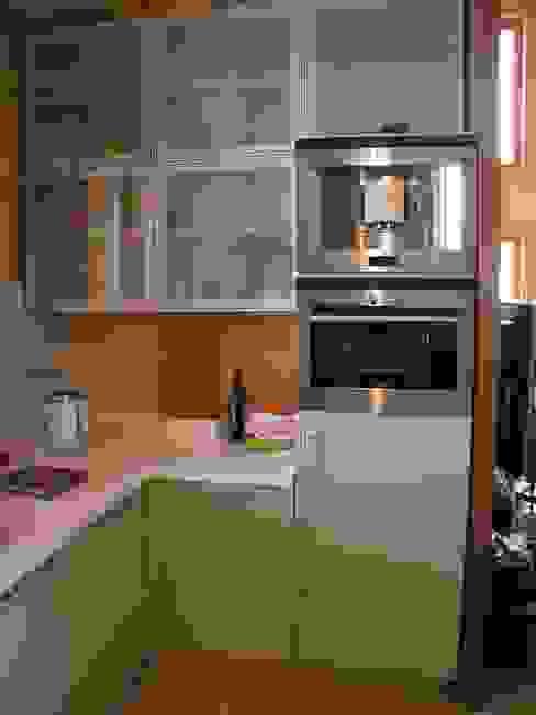 Московская область, Голыгино: Кухни в . Автор – архитектурная мастерская МАРТ