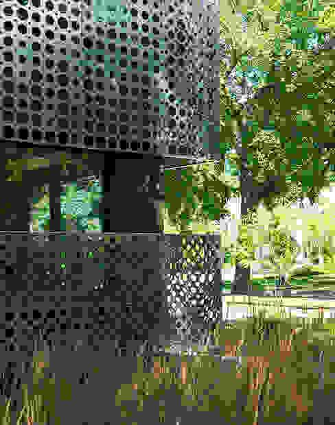 Handsart Residence Exterior Unit 7 Architecture 現代房屋設計點子、靈感 & 圖片