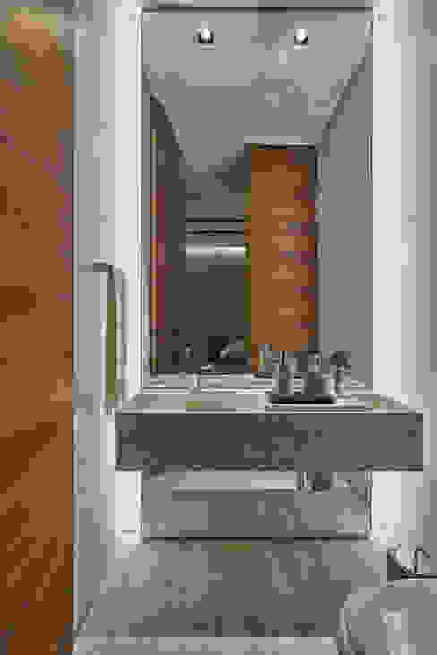 Bathroom by Alessandra Contigli Arquitetura e Interiores, Modern