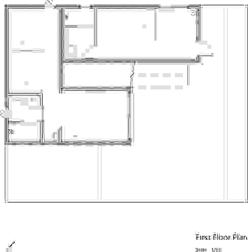 相思埔民宿:  飯店 by 貳工箱造 H2 Box Design