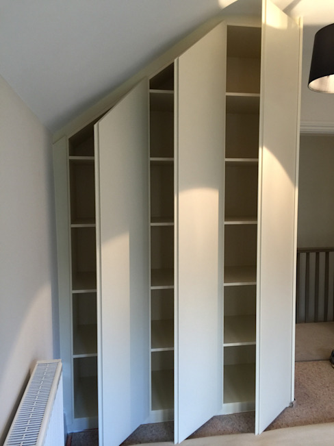 Schlafzimmer von Sliding Wardrobes World Ltd