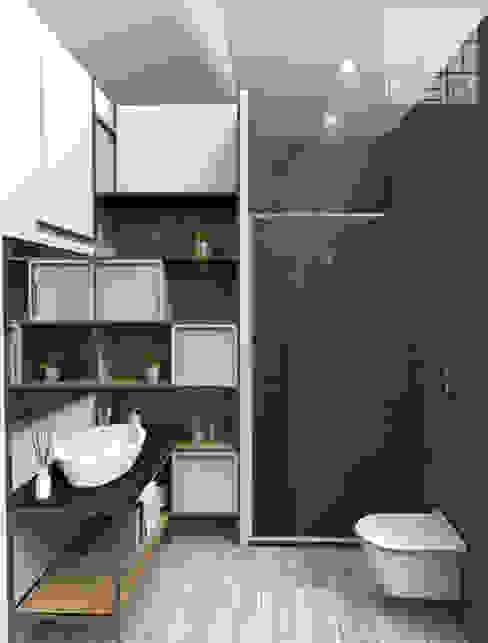 MakeLiveDesign Minimalist bathroom