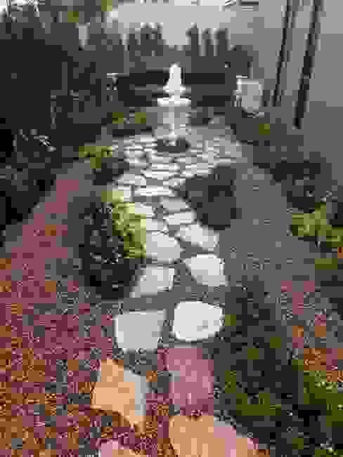 Jardins  por Dear_landscape, Rústico Betão