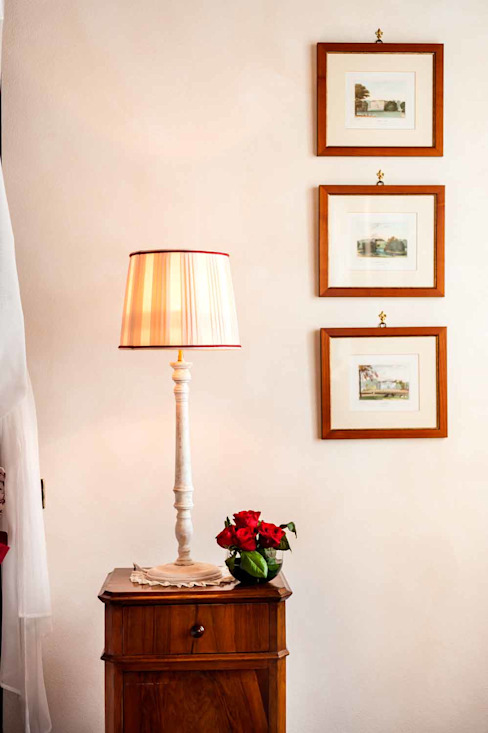 Classic style bedroom by STUDIO CERON & CERON Classic