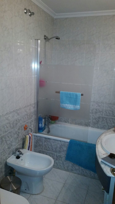 Estado del baño Macareno