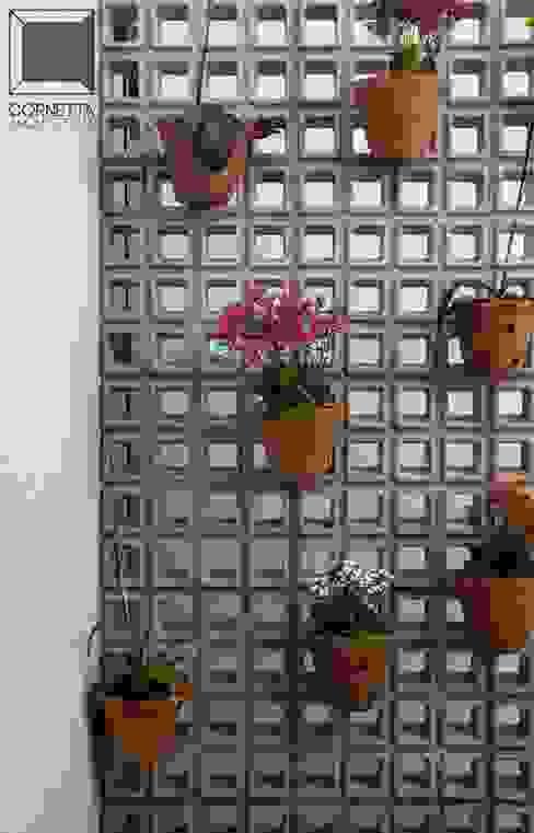 Сады в . Автор – Cornetta Arquitetura, Модерн