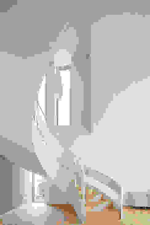 الممر الحديث، المدخل و الدرج من Lioba Schneider حداثي