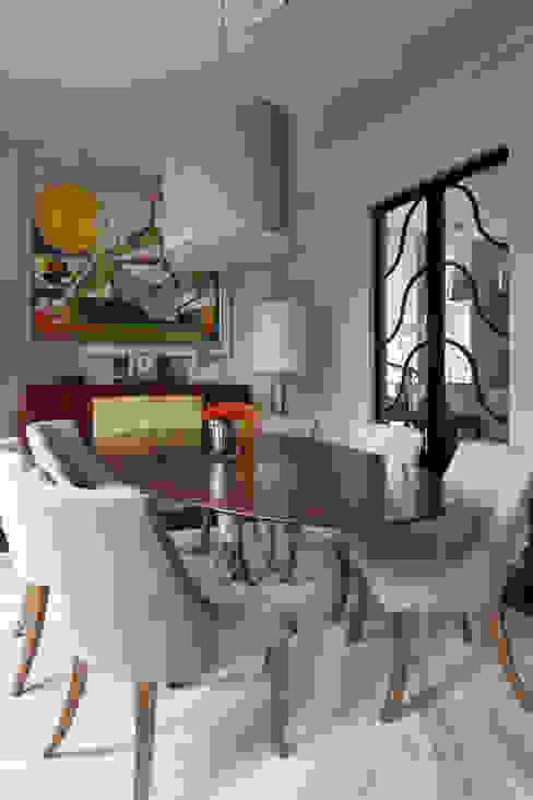 Dining Room - deco style par MN Design Classique
