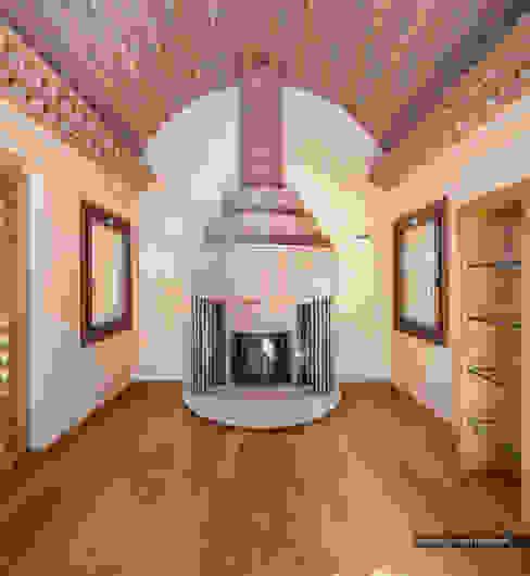 غرفة المعيشة تنفيذ Pedro Queiroga | Fotógrafo, بحر أبيض متوسط