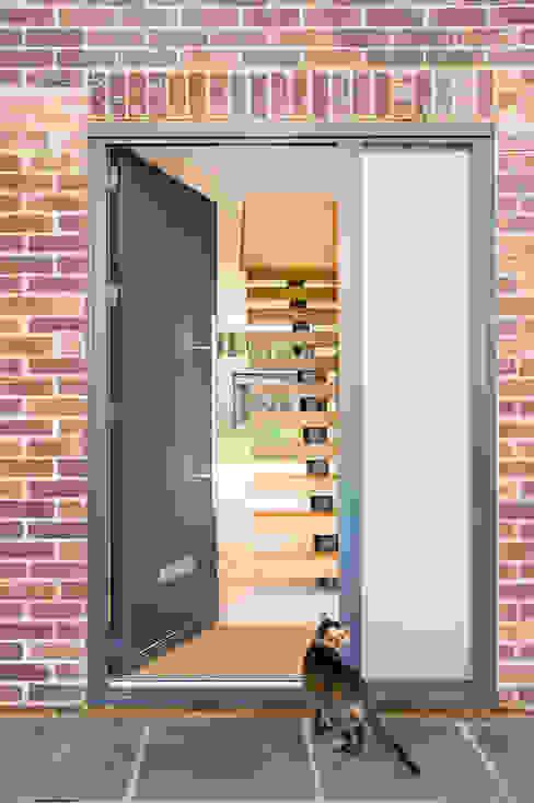 The Beckett House Modern windows & doors by Adam Knibb Architects Modern