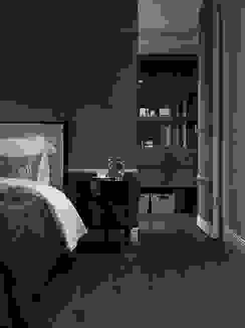 英式古典情挑 大荷室內裝修設計工程有限公司 臥室