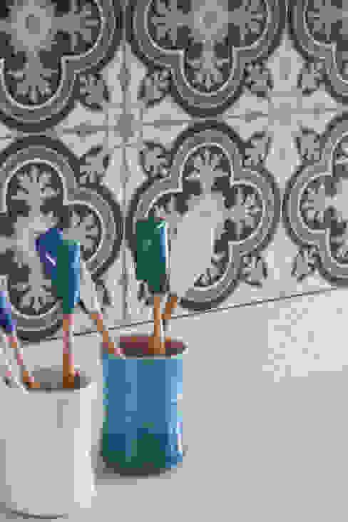 Cassiana Rubin Arquitetura Cocinas de estilo minimalista
