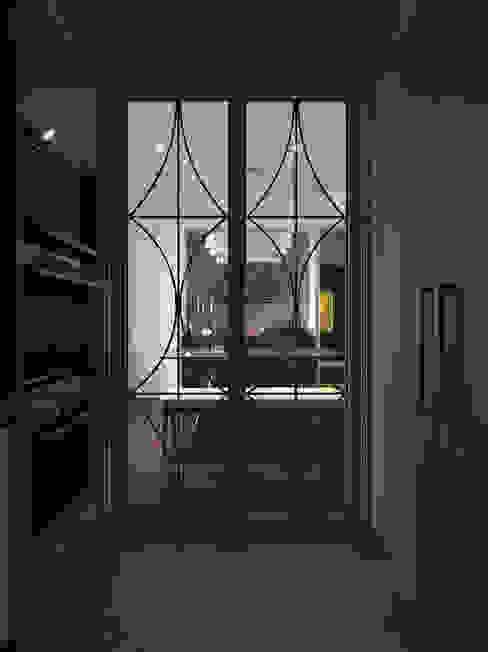 Cocinas de estilo clásico de 大荷室內裝修設計工程有限公司 Clásico