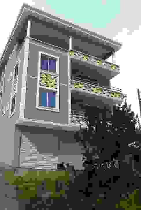 Yaptığımız Dış Cepheler Aydın Yapı Dekorasyon - İç Mimarlık Klasik Evler