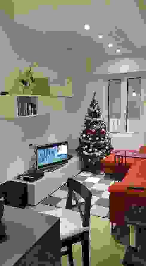 casa di Max La Posa Style Case moderne