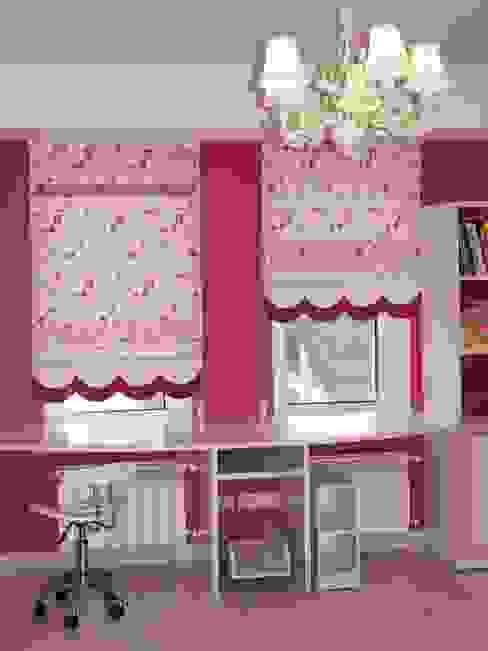 Студия Декор-эксперт Nursery/kid's roomAccessories & decoration Textile Pink