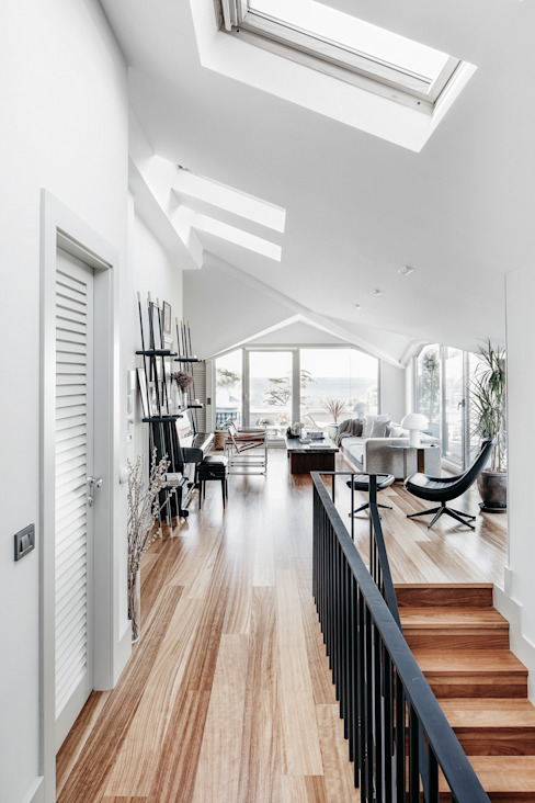 Khalkedon House Eklektik Koridor, Hol & Merdivenler Escapefromsofa Eklektik