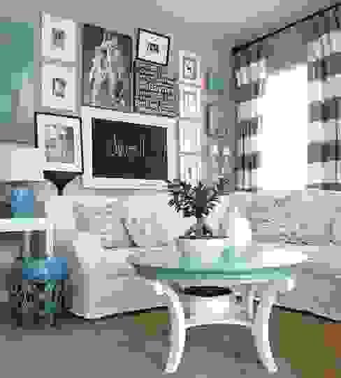 Living room تنفيذ Evinin Ustası