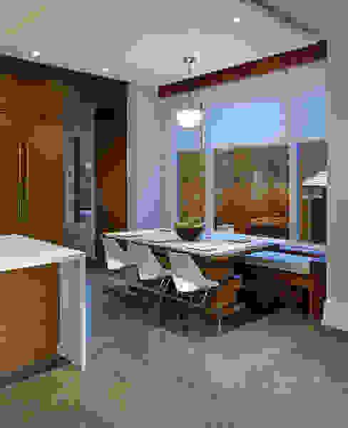 Breakfast Area Douglas Design Studio Modern Kitchen