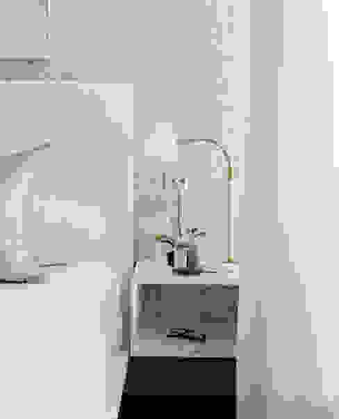 Bedroom Detail Modern style bedroom by Douglas Design Studio Modern