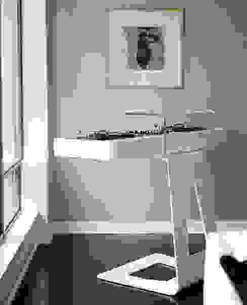 DJ Turntable by Douglas Design Studio Modern