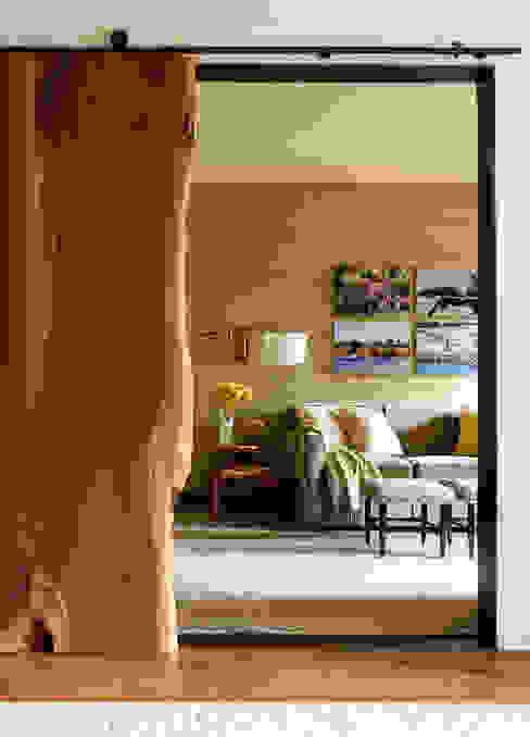 puerta de madera natural de comprar en bali Ecléctico Madera maciza Multicolor
