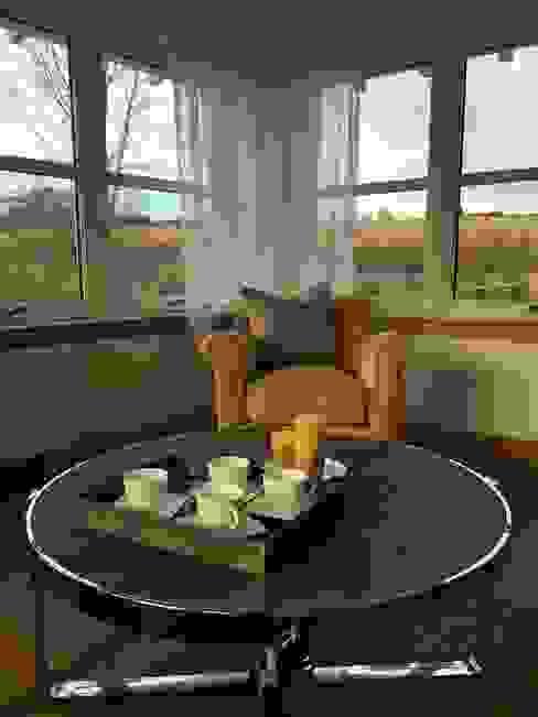 Plot 2 Durward Gardens, Kincardine O'neil, Aberdeenshire Modern conservatory by Roundhouse Architecture Ltd Modern