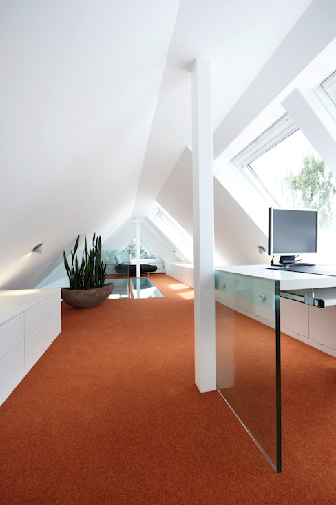 Planungsbüro für Innenarchitektur Modern study/office