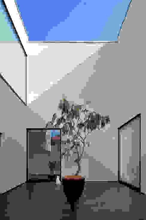 浜田山の家 ミニマルな 庭 の 遠藤誠建築設計事務所(MAKOTO ENDO ARCHITECTS) ミニマル