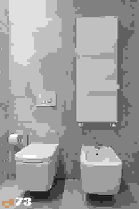 Baños de estilo moderno de Studio D73 Moderno