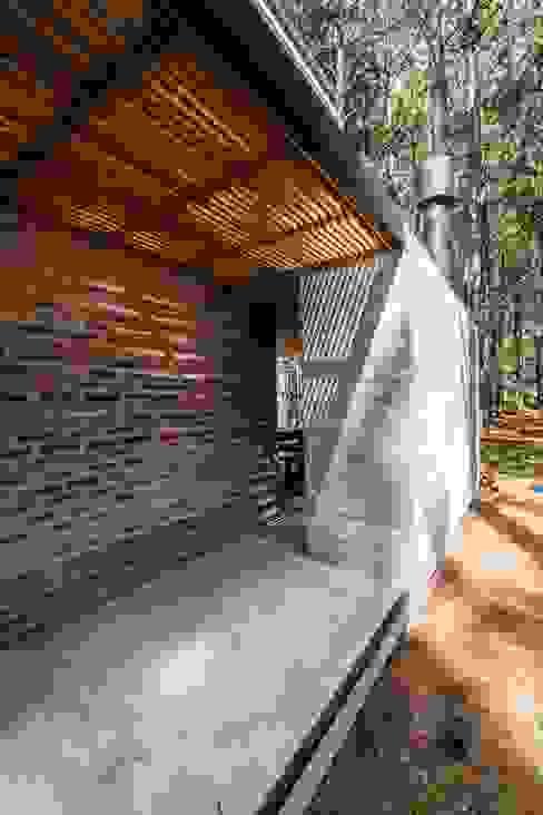 Casa El Faro 01. Carmelo, Uruguay Casas modernas: Ideas, imágenes y decoración de TC Estudio Moderno Madera Acabado en madera