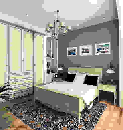 Mediterranean style bedroom by IvE-Interior Mediterranean