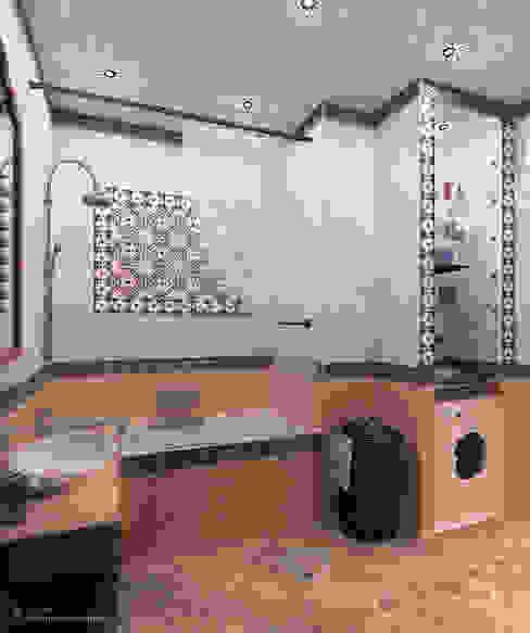Mediterranean style bathroom by IvE-Interior Mediterranean
