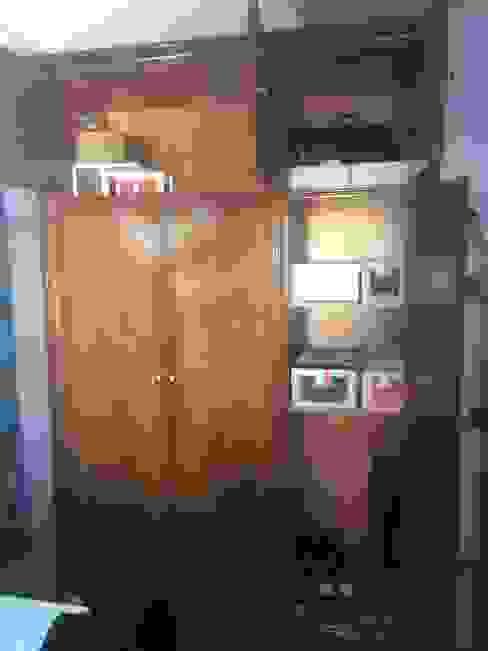 Armario Después Habitaciones modernas de Orden Studio Moderno