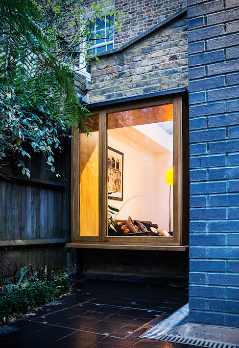 Windows by A2studio, Modern Wood Wood effect